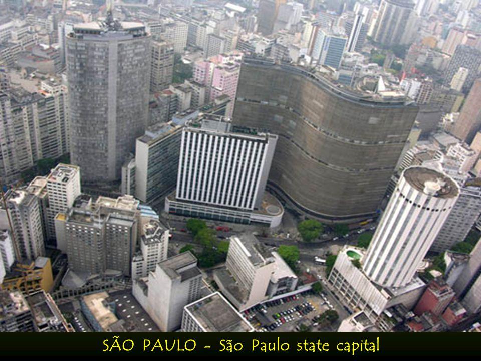 SÃO LUIZ - capital of Maranhão