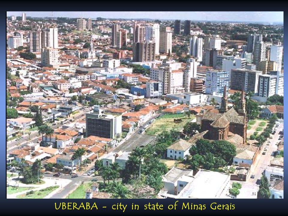 TERESINA - capital of Piauí