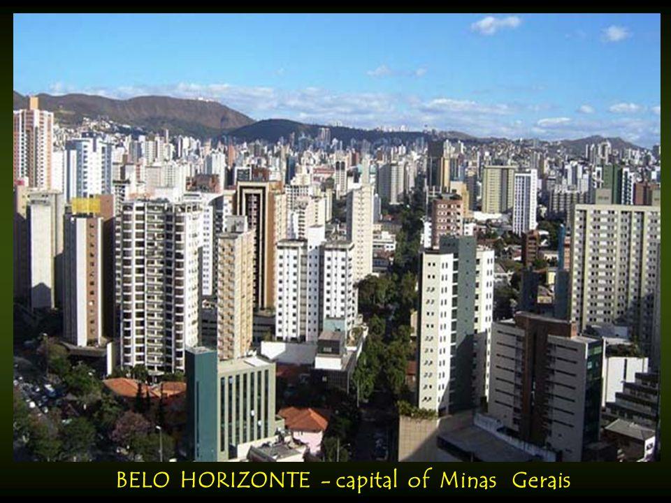 BELÉM - capital of Pará