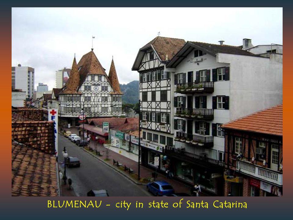 BELO HORIZONTE - capital of Minas Gerais
