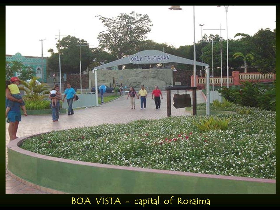 PALMAS - capital of Tocantins