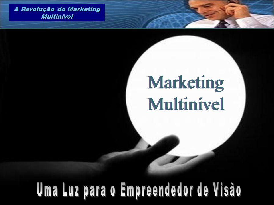 Marketing Multinível Marketing Multinível A Revolução do Marketing Multinível www.frpromotora.comwww.frpromotora.com – Desde 1998 apresentando as melh