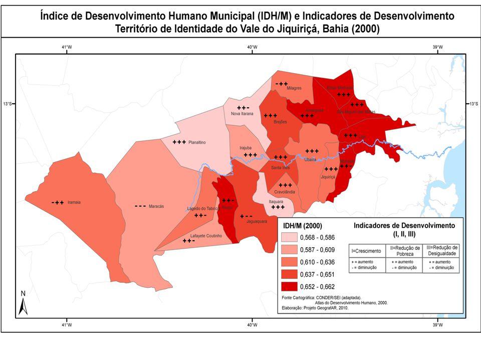 Finanças Municipais dos municípios do Vale do Jiquiriçá, 2000-07 BOLSA FAMILIA (sistema unificado de transferência de renda aos pobres) em 12 comunidades rurais avaliadas nos municípios de Mutuipe, Jiquiriça e Ubaira a maioria (ate 98% ) das famílias recebem, com níveis mais altos nas comunidades pobres das zonas mais afastados das sedes municipais