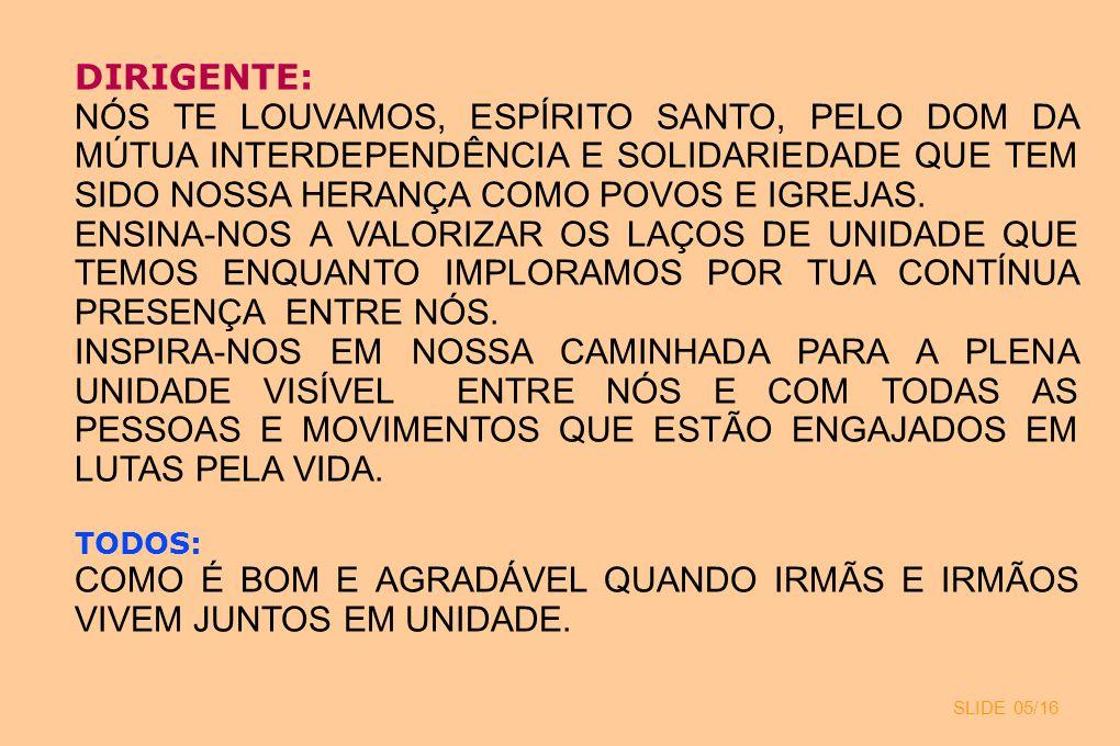 CONFISSÃO DE PECADOS E CONFIANÇA NO PERDÃO TODOS: HUMILDEMENTE NOS COLOCAMOS A TEUS PÉS, AMADO DEUS, AO RELEMBRAR NOSSO PECADO E A DESUNIÃO PELA QUAL SOMOS RESPONSÁVEIS.