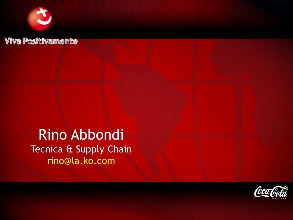 Rino Abbondi Tecnica & Supply Chain rino@la.ko.com