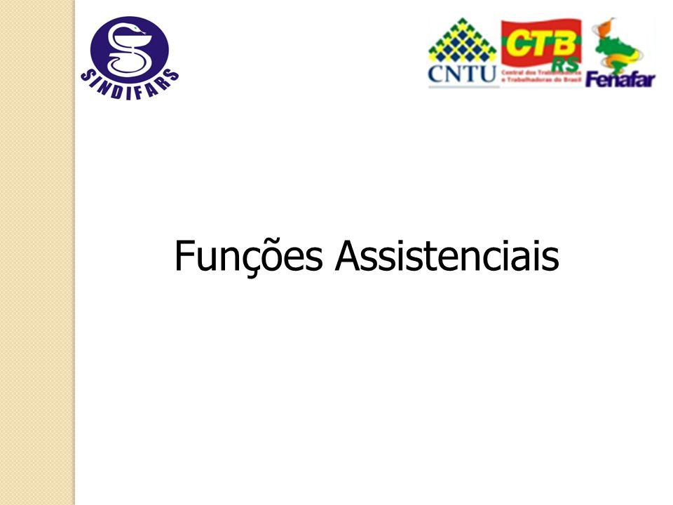 Funções Assistenciais