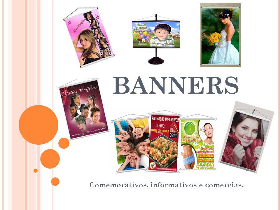 P RODUTOS GRAFICOS Cartões de visita, panfletos, folders, calendários, Agendas...