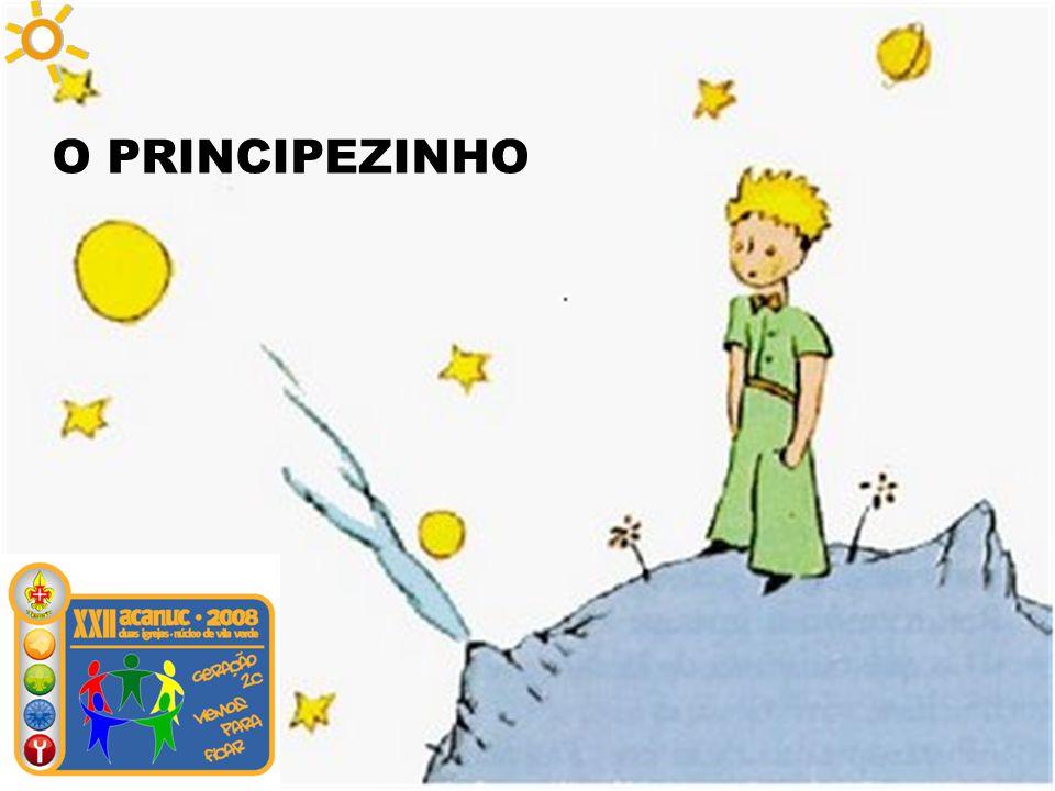 O Pequeno príncipe vivia sozinho num planeta do tamanho de uma casa, que tinha três vulcões, dois activos e um extinto.
