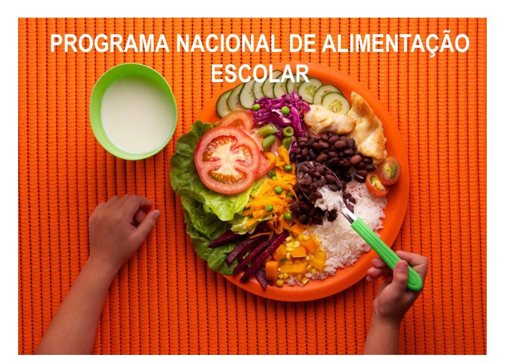 Missão: Contribuir para a melhoria da educação por meio de ações educativas de alimentação e nutrição e da oferta de alimentação saudável.