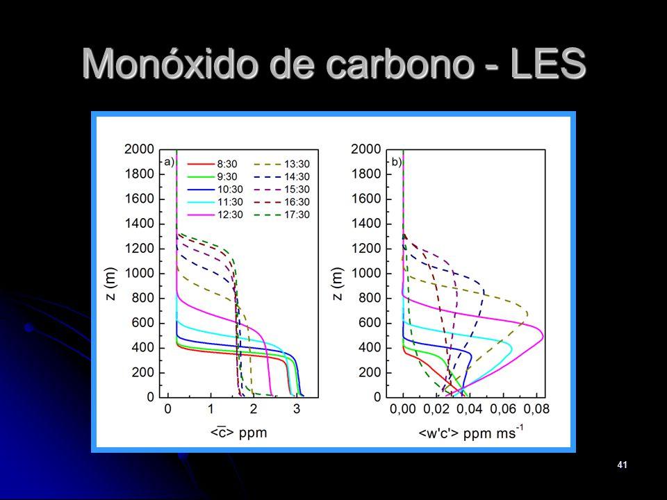 41 Monóxido de carbono - LES