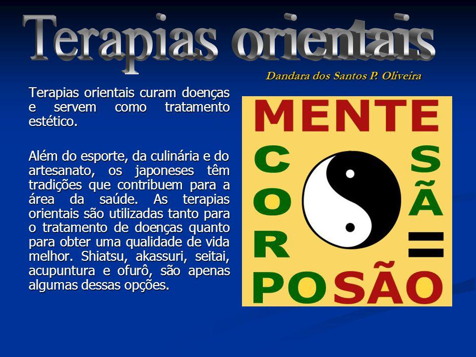 Terapias orientais curam doenças e servem como tratamento estético.