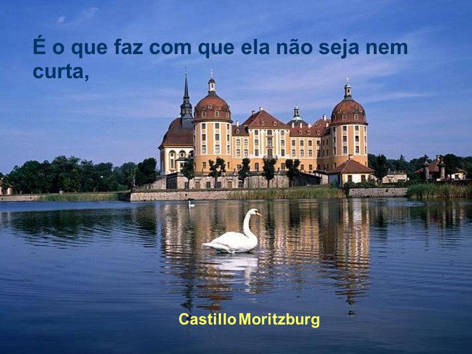 Castillo Maus é o que dá sentido à vida.