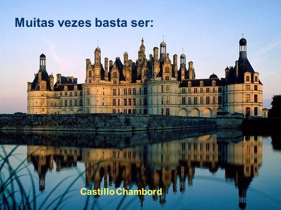 Castillo Bodiam se não tocarmos o coração das pessoas.