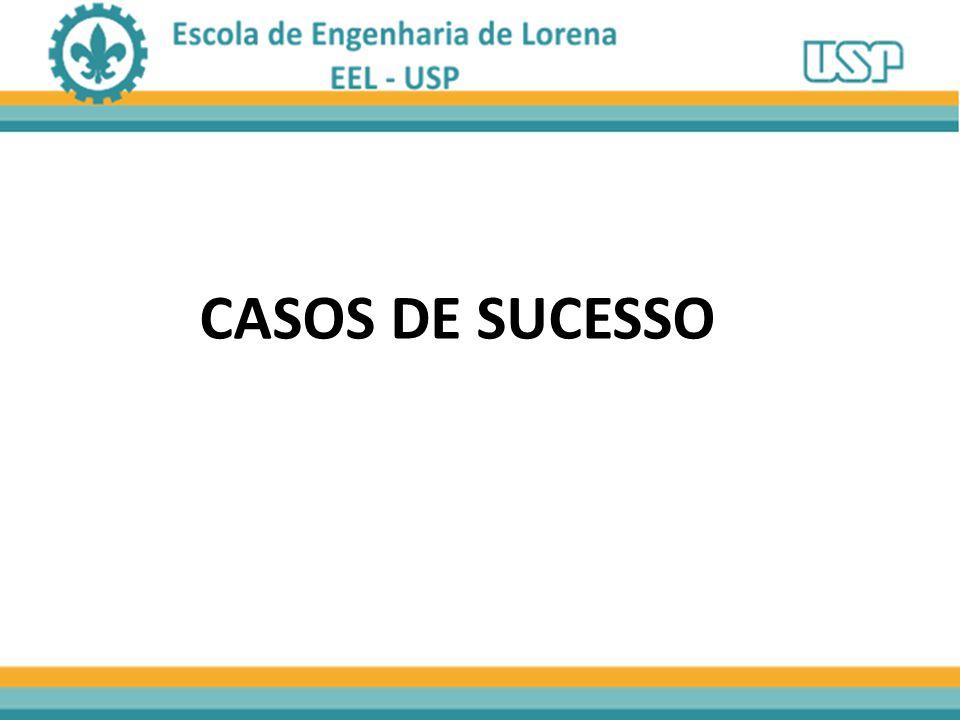 CASOS DE SUCESSO