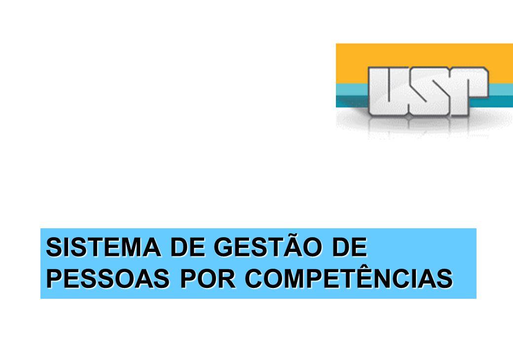 SISTEMA DE GESTÃO DE PESSOAS POR COMPETÊNCIAS