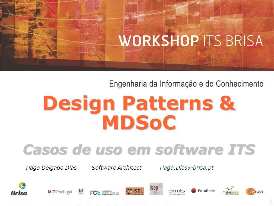 2 Agenda Design Patterns – o que são.