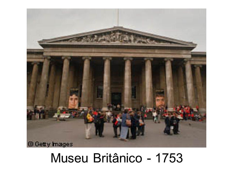 Museu Britânico - 1753