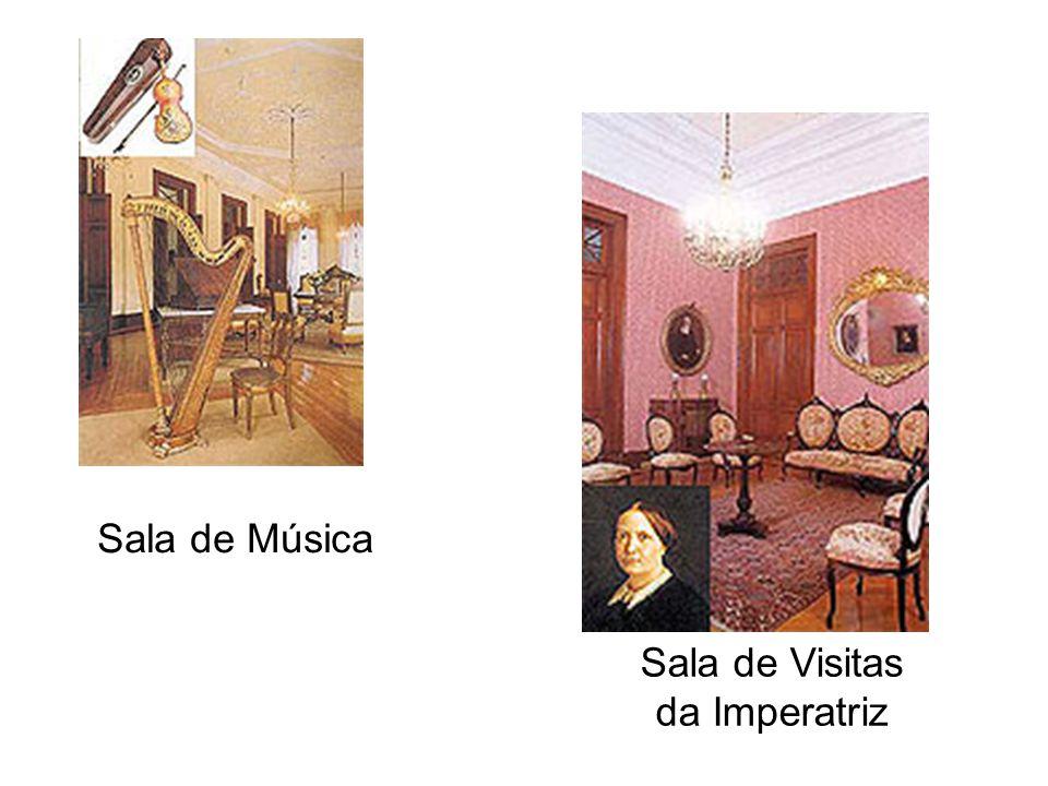 Sala de Música Sala de Visitas da Imperatriz