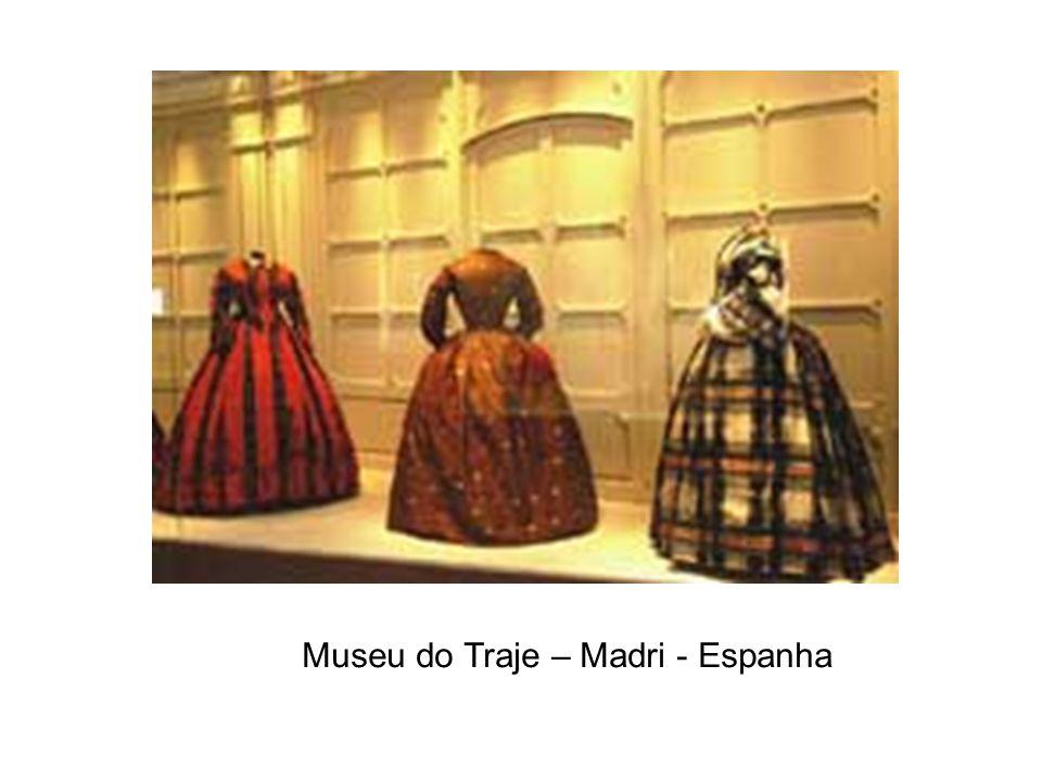 Museu do Traje – Madri - Espanha