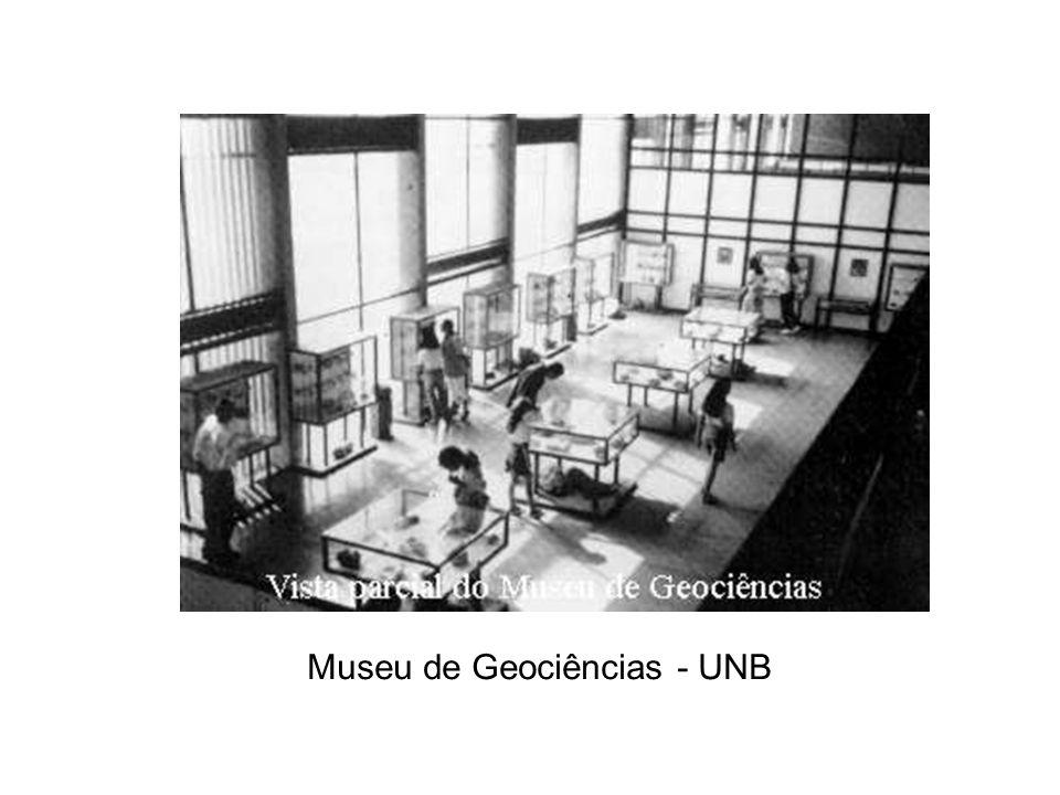 Museu de Geociências - UNB
