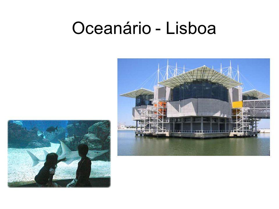Oceanário - Lisboa
