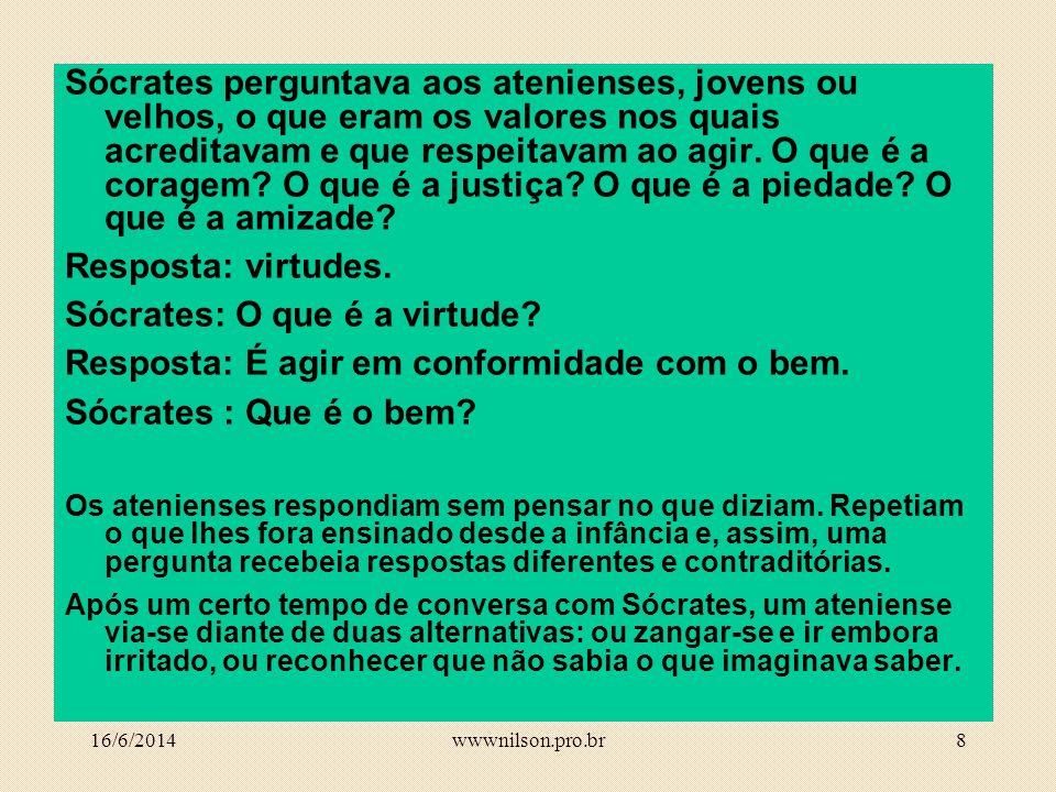 7 Ética ou filosofia moral Toda cultura e cada sociedade institui uma moral, isto é, valores concernentes ao bem e ao mal, ao permitido e ao proibido,