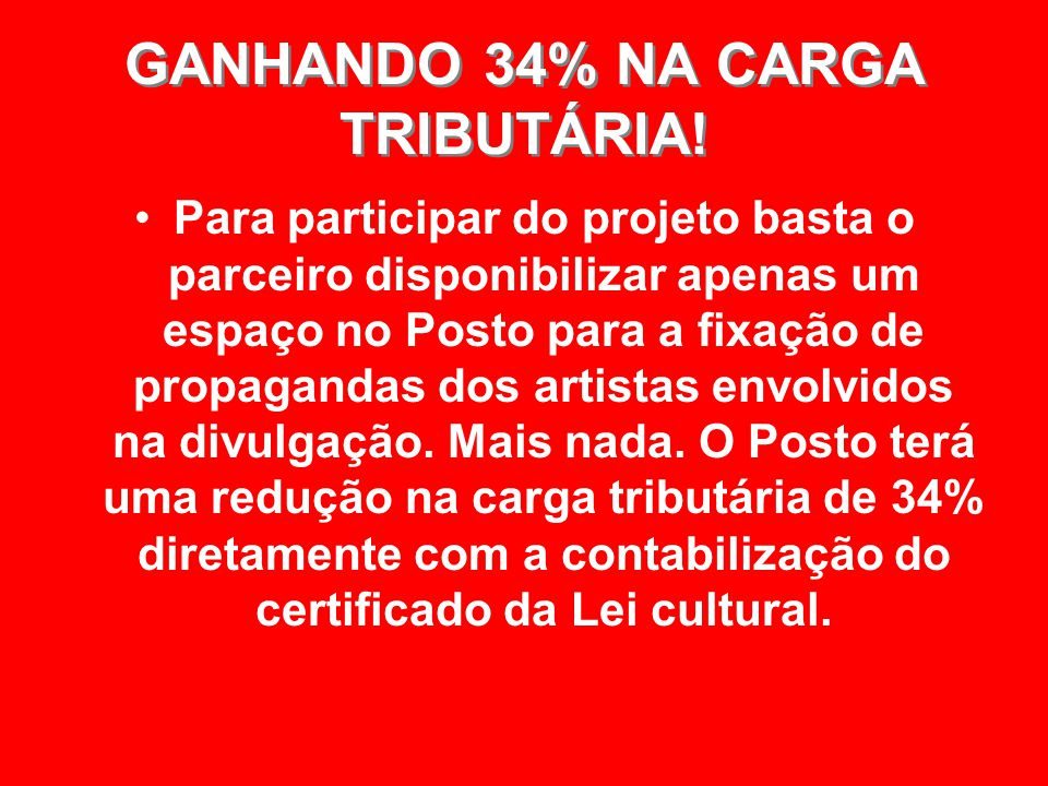 PARCERIAS NO MARKETING CULTURAL.PARCERIAS NO MARKETING CULTURAL.