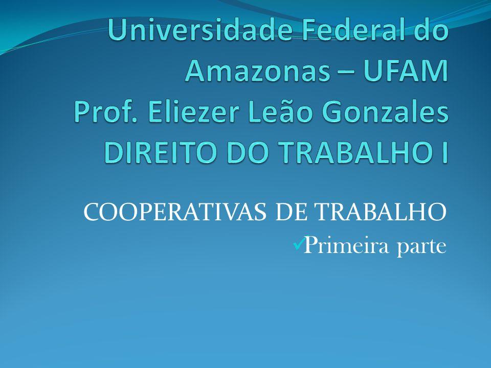 Cooperativas no Brasil Hoje, as cooperativas brasileiras são responsáveis pela produção de diversos produtos e pelo fornecimento de variados serviços.