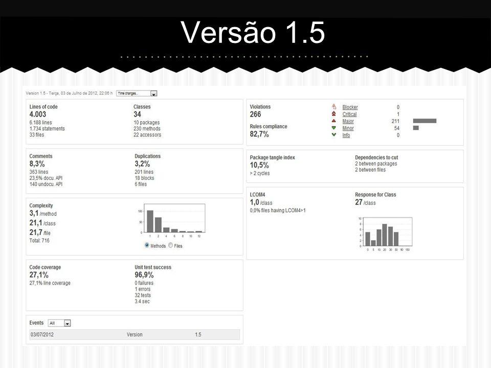 Do ponto de vista das métricas de análise estática, quais apresentaram valores que indicam melhoria do código.