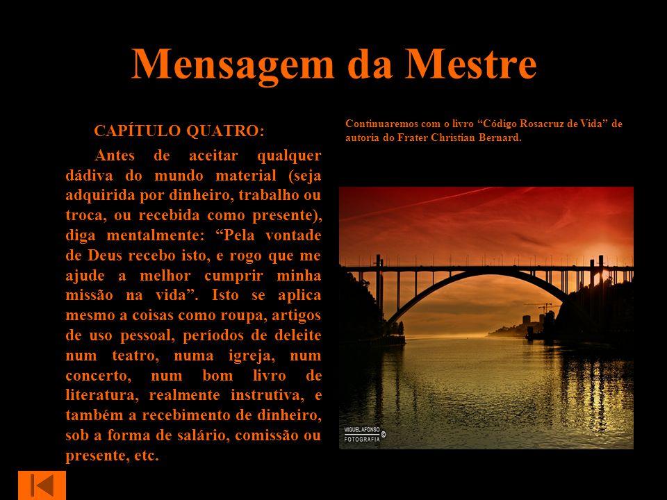 Eventos do Mês Dia 01/07/09, às 20:30 horas, Dinâmica de Grupo, apresentação do Frater André.