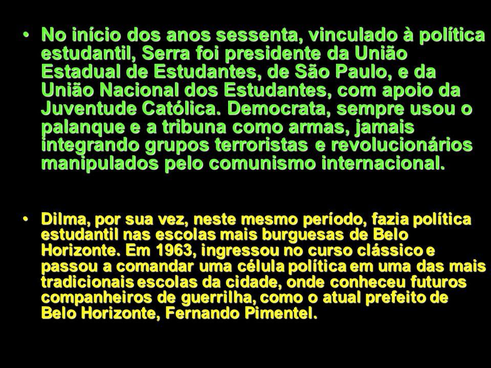 Em 1998, José Serra assumiu o Ministério da Saúde, criando os genéricos e o Programa de Combate a AIDS.