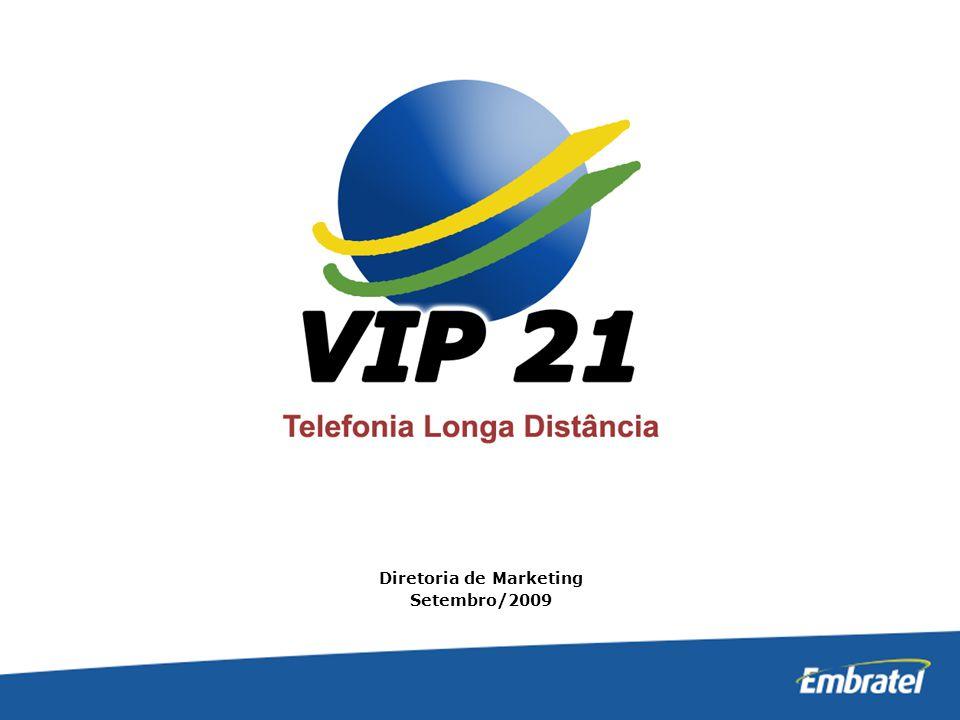 Venda de pacotes de Longa Distância Nacional e Internacional (Telefonia Básica) para clientes corporativos, para ligações fixo-fixo; fixo-móvel; móvel-fixo e móvel-móvel Clientes EMP/PME que não possuem os Planos Corporativos Embratel (Ex.: Embratel PME, VipLine, VipPhone, VipNet, VipNetMóvel, VipÚnico, VipPhone comutado, entre outros).