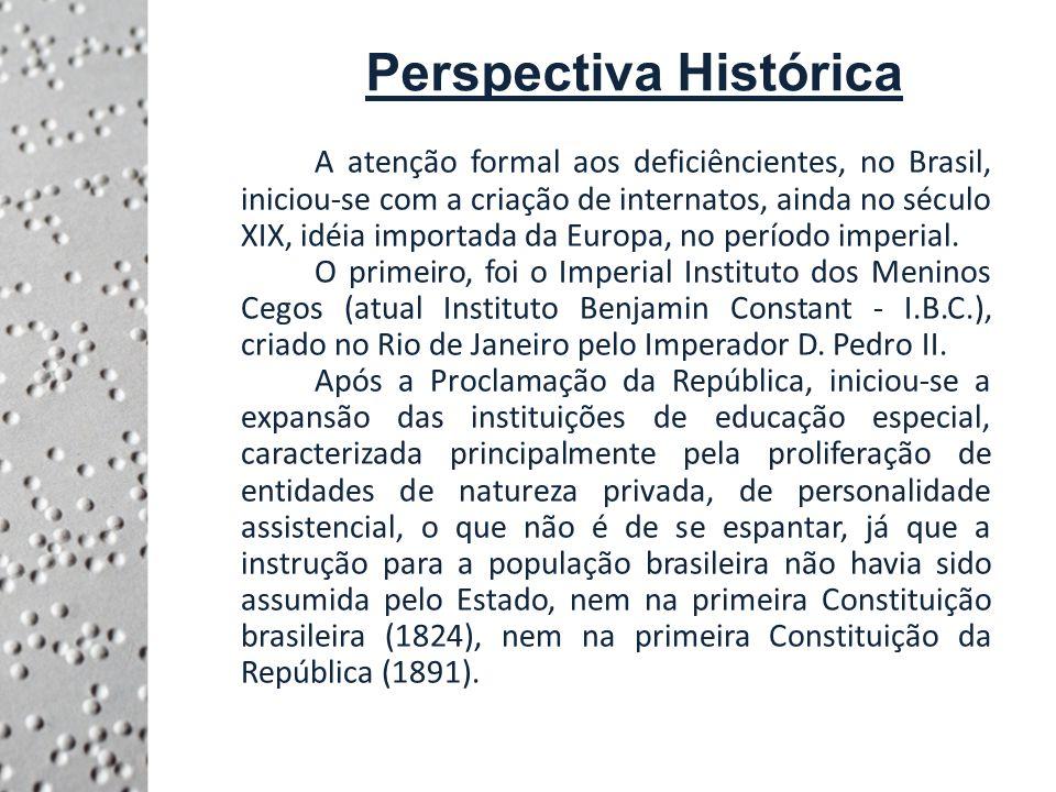 Os Passos da Educação Especial na Política Educacional do Estado de São Paulo até 1964