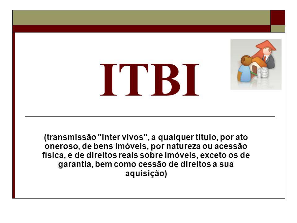 ITBI ( transmissão