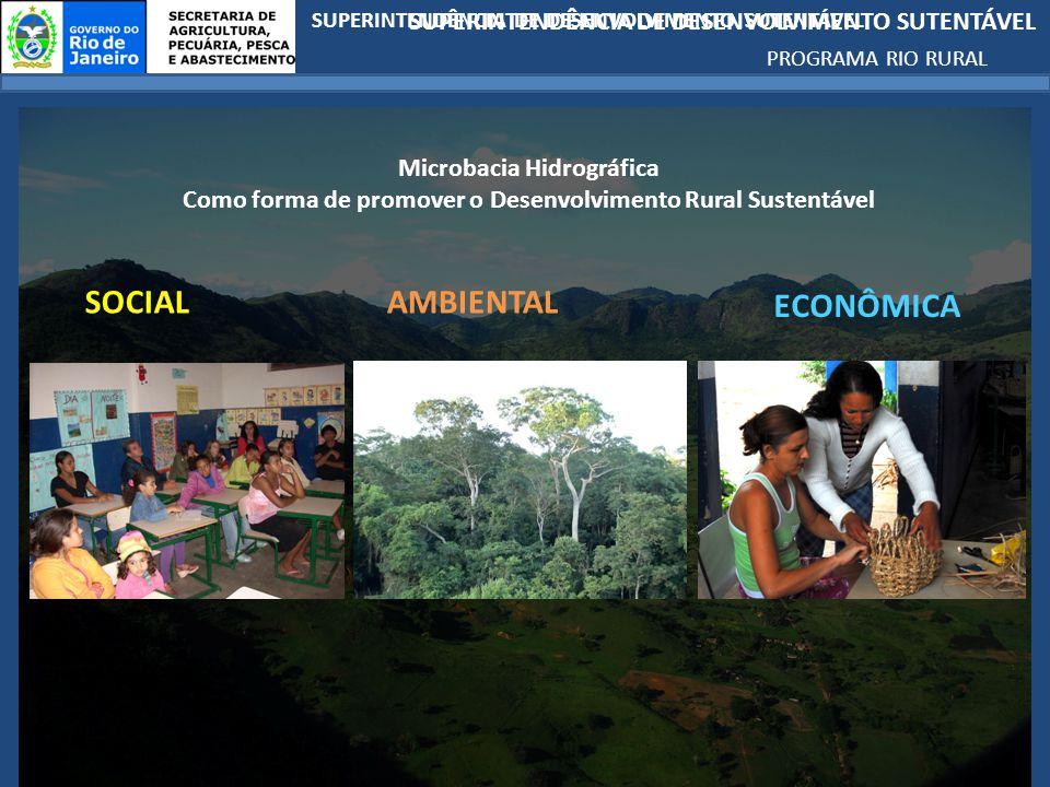 PROGRAMA RIO RURAL SOCIAL PROGRAMA RIO RURAL