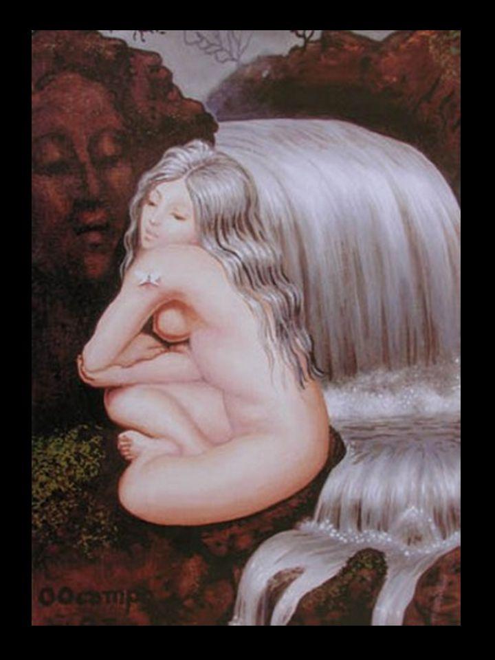 Na alma de uma senhora de cabelos grisalhos, pode estar a fonte para minha juventude...