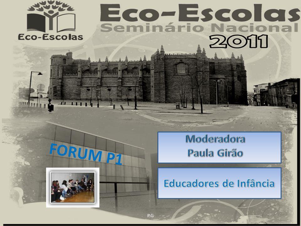Proposta inicial Apresentação de participantes Debater metodologia Elaborar plano de acção Eco código Resultado Final Apresentação de participantes Debater metodologia P.G