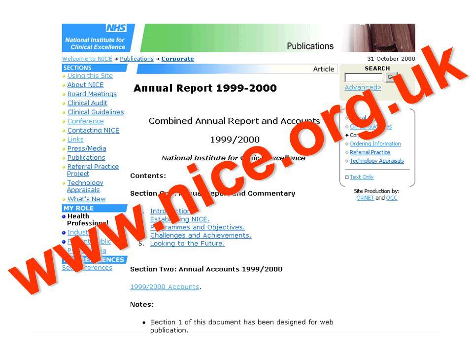www.nice.org.uk