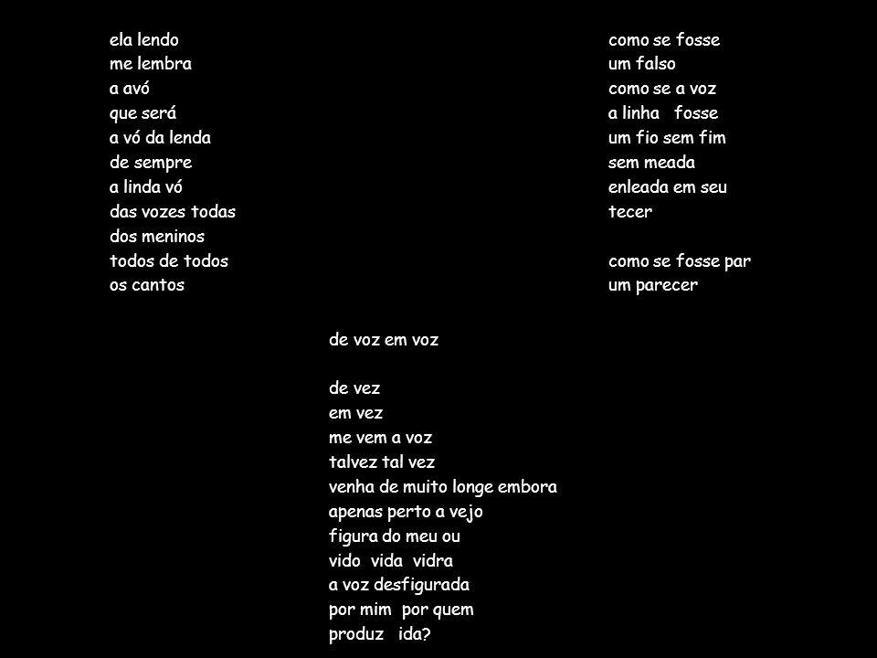 ontem nasceu narciso fogo de ritos narciso de amor foge preso no próprio riso rio de narciso de mim não sei se preciso frio rio de lava nos lábios de narciso narciso se vê na fonte na fronte de todos os mitos narciso se transforma