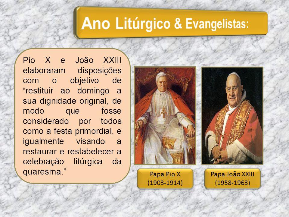 Tudo isto encontrou agora o seu coroamento na Instrução Geral sobre o Missal Romano promulgada por Paulo VI com o motu próprio Mysterii paschalis de 14 de fevereiro de 1969, como realização e entrada em vigor das disposições dadas pelo Vaticano II.