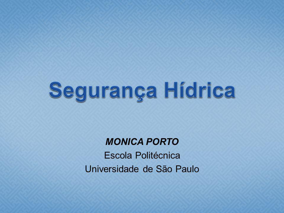 MONICA PORTO Escola Politécnica Universidade de São Paulo