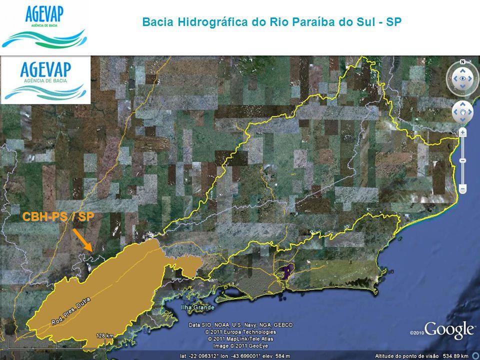 Bacia Hidrográfica do Rio Paraíba do Sul - SP CBH-PS / SP