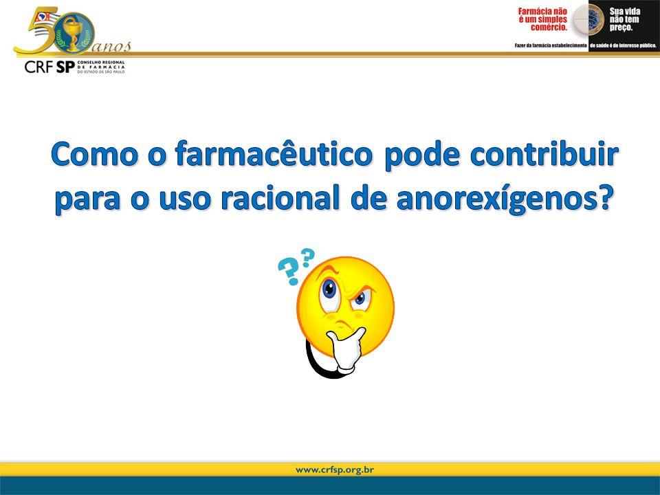 O farmacêutico deve orientar o paciente sobre: cumprimento da posologia; influência dos alimentos; interação com outros medicamentos; reconhecimento de reações adversas potenciais; condições de conservação do produto; entre outros.
