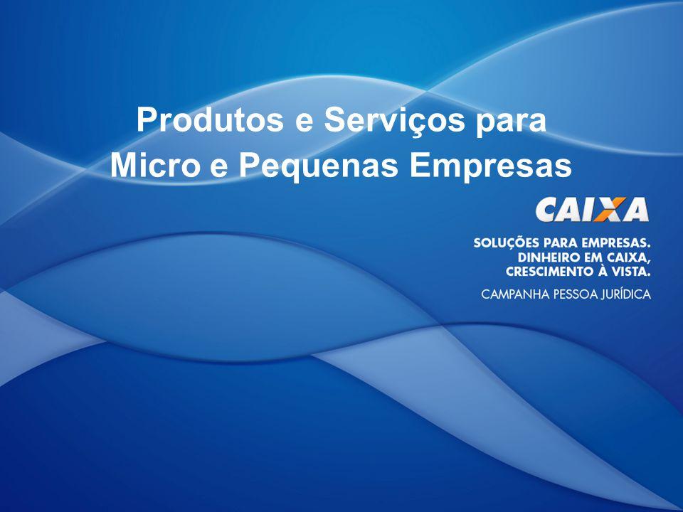 Produtos e Serviços para Micro e Pequenas Empresas