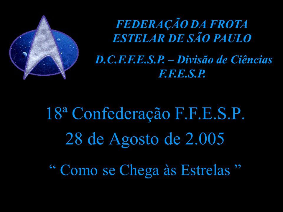 18ª Confederação F.F.E.S.P.