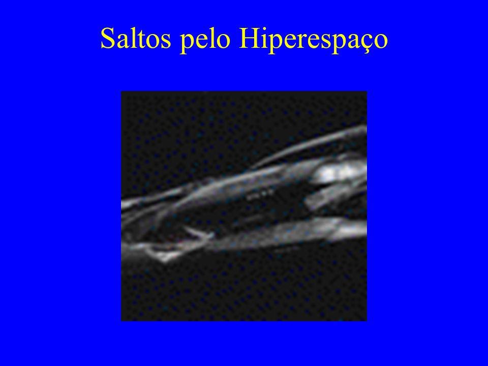 Saltos pelo Hiperespaço