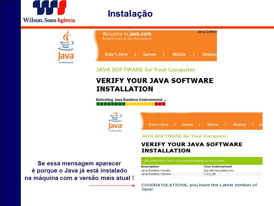 Atualização da Base de Dados O processo de atualização da Base de Dados, é de extrema importância para que os dados gravados anteriormente no sistema possam ser consultados.