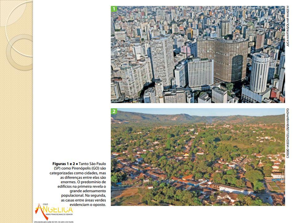 A urbanização SEGUNDO A ONU Em 2008 a população urbana mundial passou a ser maior que a população rural do planeta Em 2030, 80% da população mundial viverá em cidades.