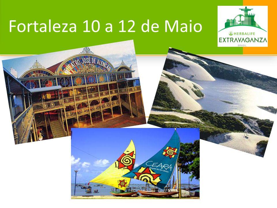 Fortaleza 10 a 12 de Maio