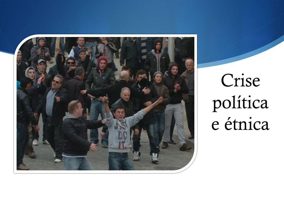 Crise política e étnica